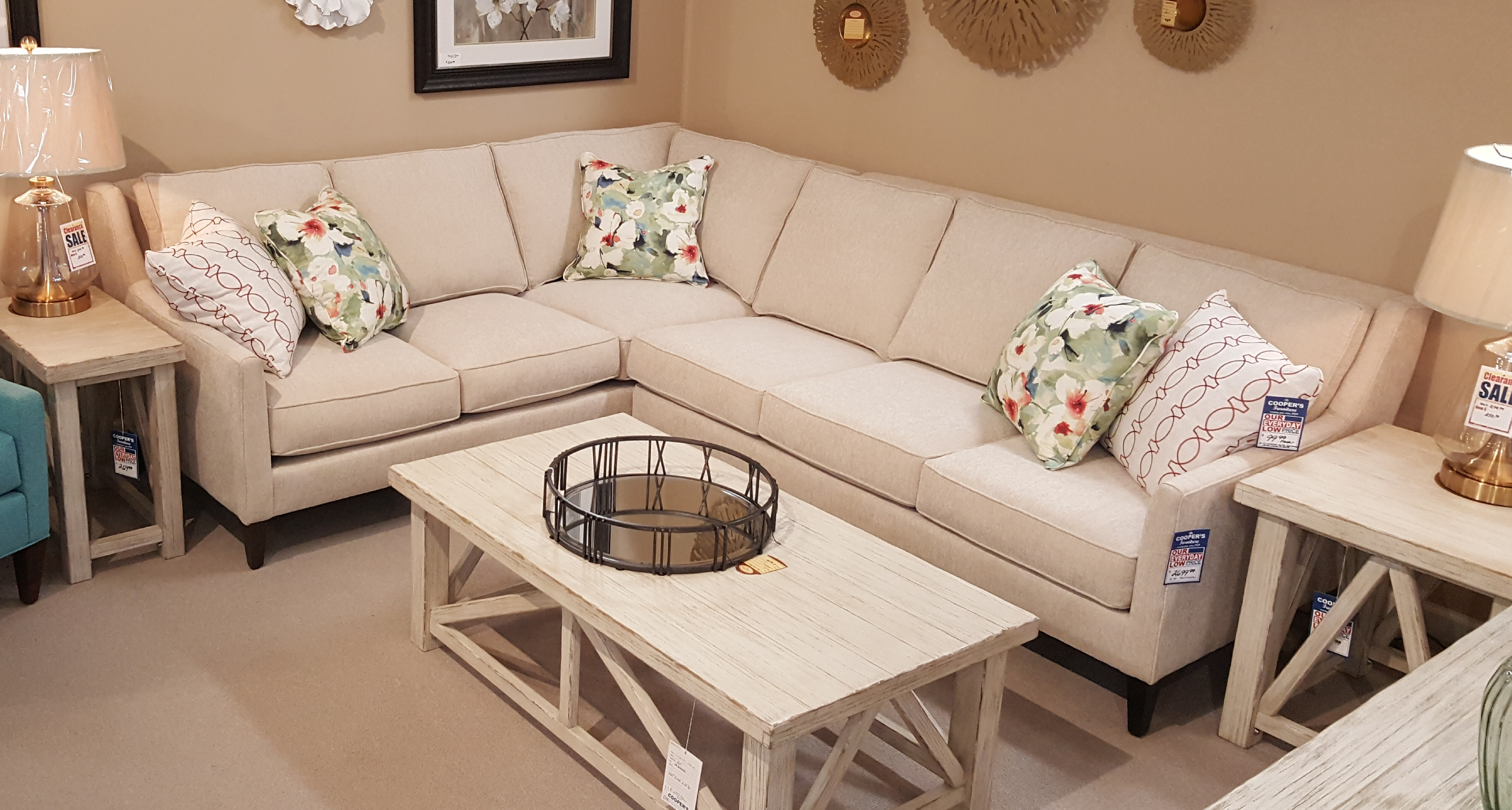 Rowe Andee Sectional
