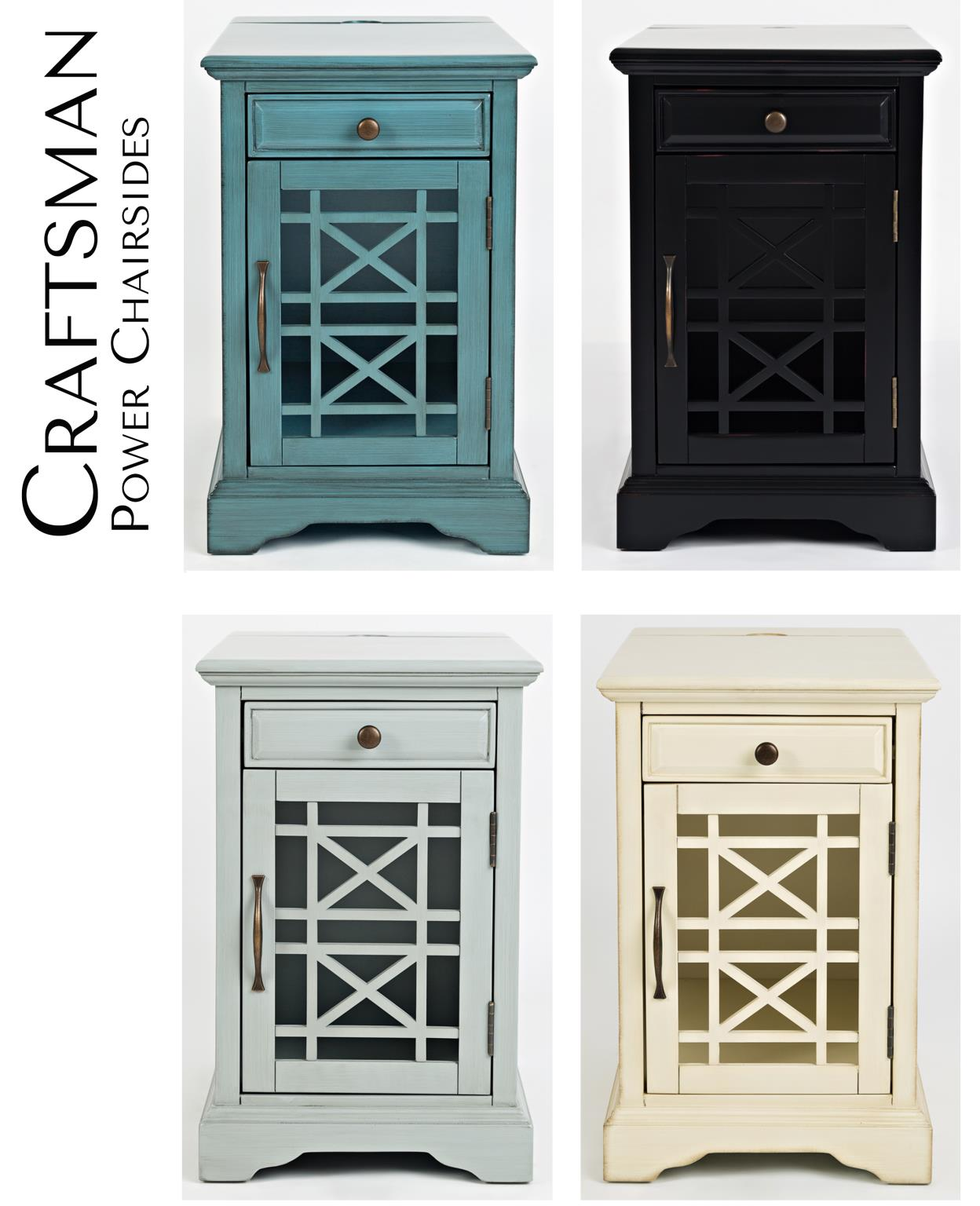 Chairside Cabinets